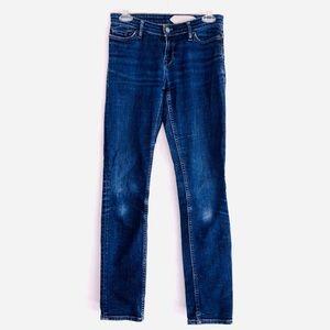 All Saints Spitalfield Straight Leg Jeans Size 27